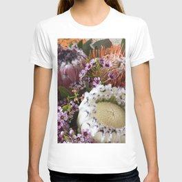 Protea arrangement T-shirt