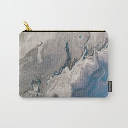 Blue Skies are coming Carry-All Pouch