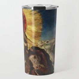 """Gustave Moreau """"Le char d'Apollon ou Phébus-Apollon"""" Travel Mug"""