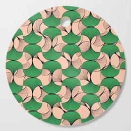 KEYAH - Green & pink Cutting Board