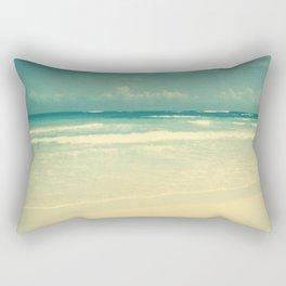 The Passing Storm Rectangular Pillow