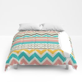 The Feather Comforters