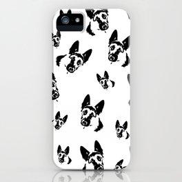 German Shepherd Dog Gifts iPhone Case