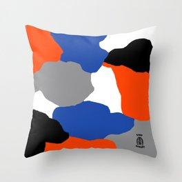IDGAF Couture - Black Throw Pillow