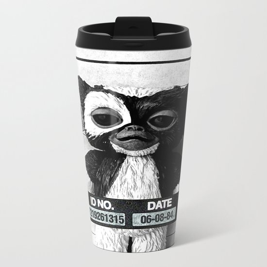 Gizmo lineup Metal Travel Mug