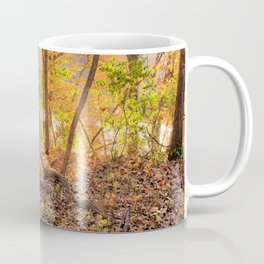 Autumn Backlight Coffee Mug