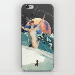 The Body Electric iPhone Skin
