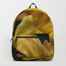 Golden Lily Backpack