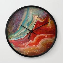 Colour Symphony Wall Clock