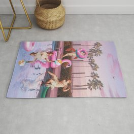POOL PARTY Rug
