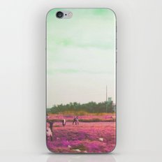 Oh these city kids iPhone & iPod Skin
