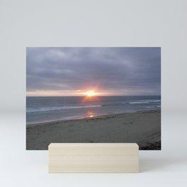 Sunset on the Gulf Mini Art Print