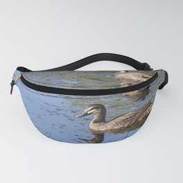 Ducks on a pond Fanny Pack