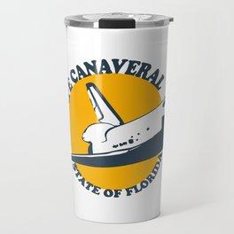 Cape Canaveral - Florida. Travel Mug