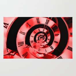 Infinite Time Red Rug