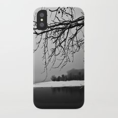 One Winter Morning iPhone X Slim Case
