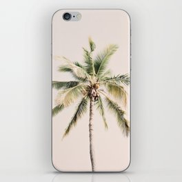 Tropical Palm Tree iPhone Skin