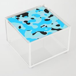 Camo abstract Acrylic Box