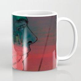 View in the sky Coffee Mug