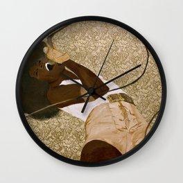 Marsha Hunt Wall Clock