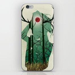 Nature Goddess iPhone Skin