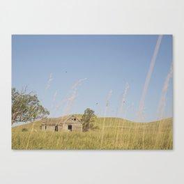 Abandoned South Dakota 7950 Canvas Print
