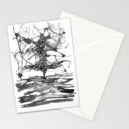 Ghost Series #8 Stationery Cards