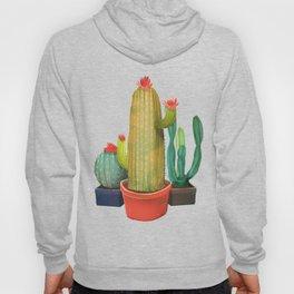 New Pocket Cactus Hoody