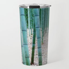 The Bamboo Grove, Arashiyama, Kyoto Travel Mug