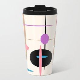 Candys Atomic Retro Design Travel Mug