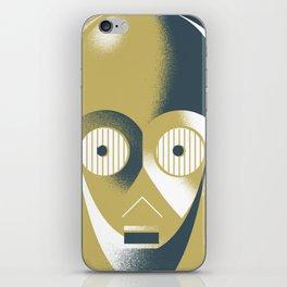 Threepio iPhone Skin
