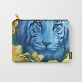 Fancy like a Tiger Carry-All Pouch