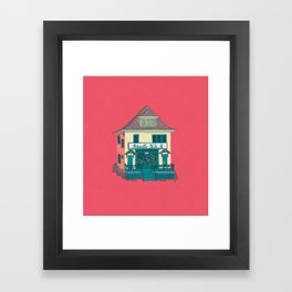 Motown Museum Framed Art Print
