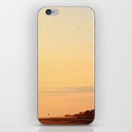Pacific coast, Chiapas, Mexico iPhone Skin
