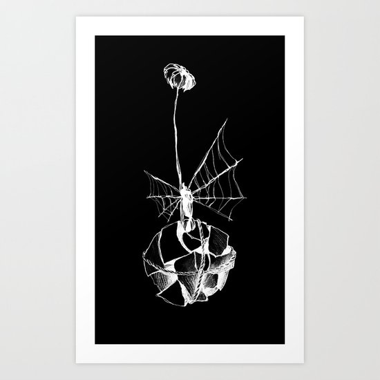 The Sirens of Titan Art Print
