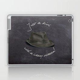 Hat For Leonard, Chalkboard Dreams Laptop & iPad Skin