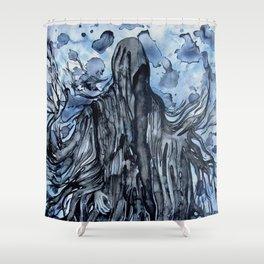 Dementor Shower Curtain