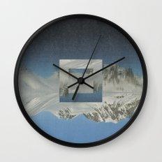 Magdalenefjord Wall Clock
