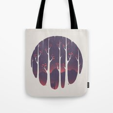 Mistiness  Tote Bag