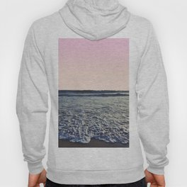 When The Waves Kiss The Shore Hoody