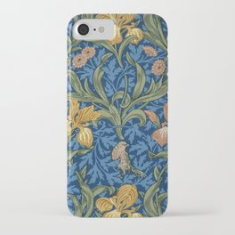 William Morris Flowers iPhone Case