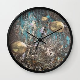 Orbitrary Souls Wall Clock