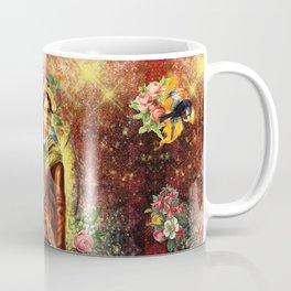 Katniss - Girl on Fire Coffee Mug