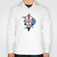 gizmo Hoodies featuring Hello Gizmo by Hoborobo