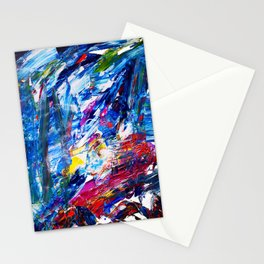 Spread Paint Stationery Cards