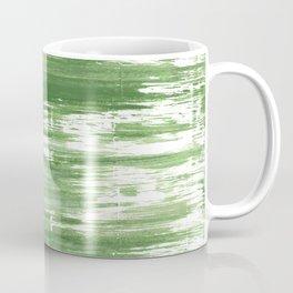 Fern green abstract watercolor Coffee Mug