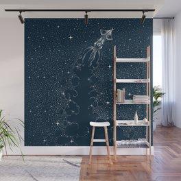 Star Inker Wall Mural