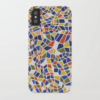 geo iPhone & iPod Cases featuring geo by jennifer judd-mcgee