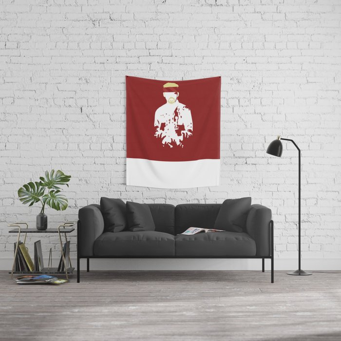 Don't Use The 'Z' Word Wall Tapestry