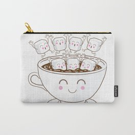 Marshmallow fun! Carry-All Pouch